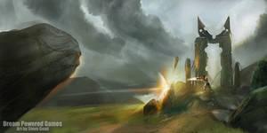 Small Ruin concept - WarCry