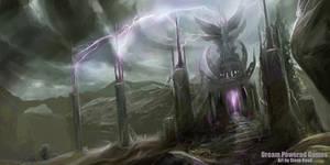 Alien Altar Concept - WarCry