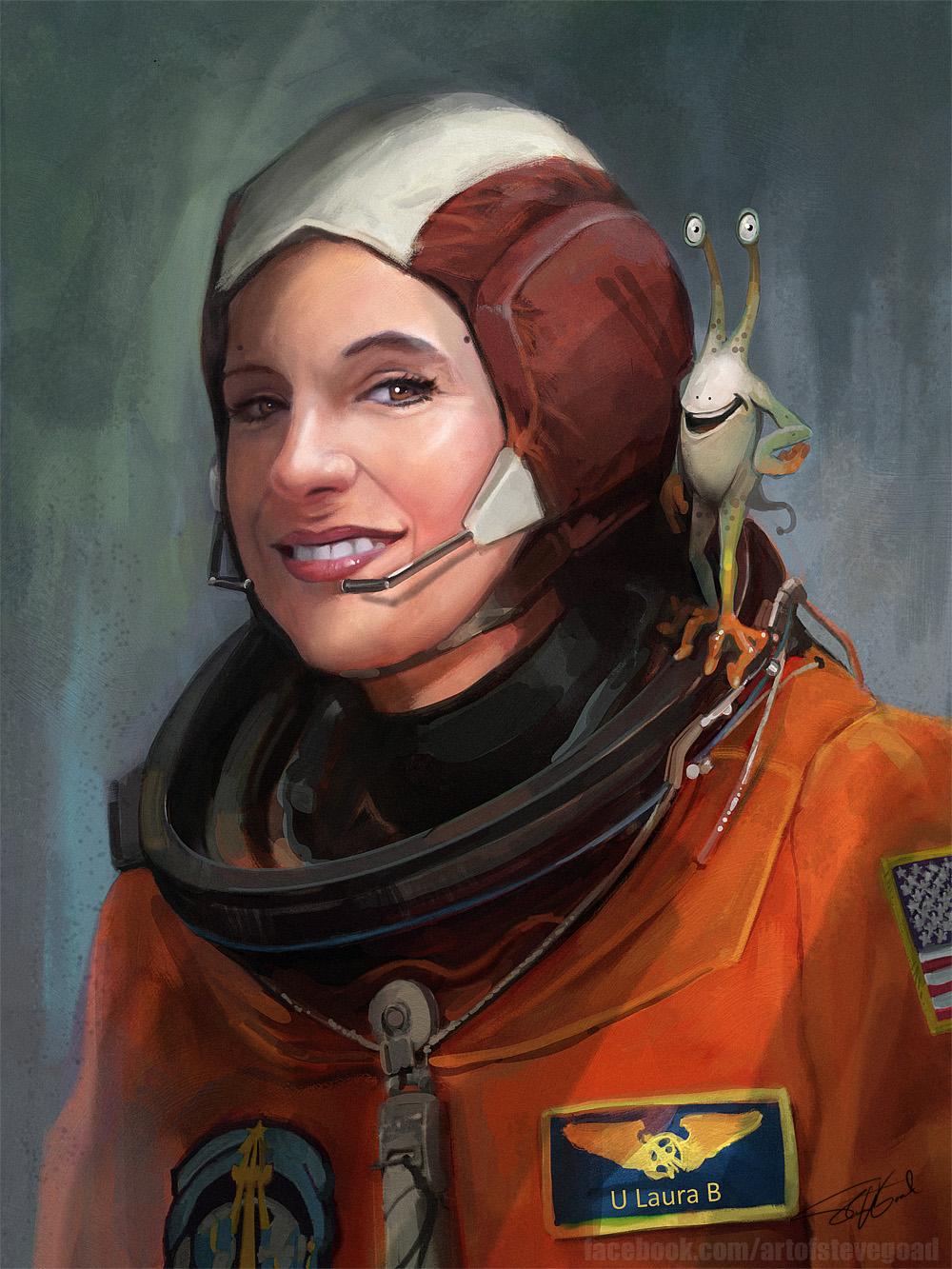Lori the Astronaut