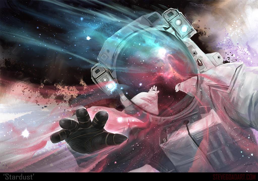 Stardust by stevegoad
