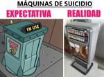 Maquina de suicidio