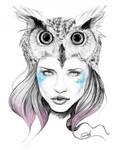 Owl girl