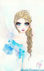 Some people are worth melting for.. by mikriDeb
