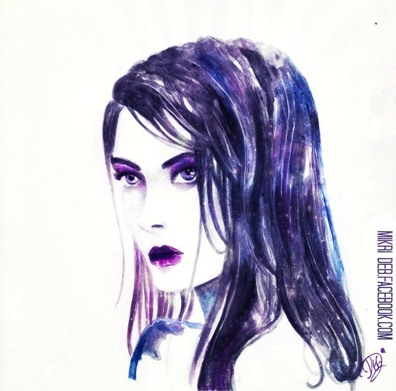 Deborah by mikriDeb