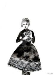 The Harp Girl