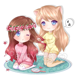 [C] ~ Girly Moments