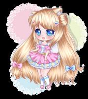 [C] detailed chibi ~ Tsukaira by PennyGEM