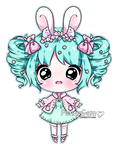 Adopt: CLOSED ~ Bunny baby
