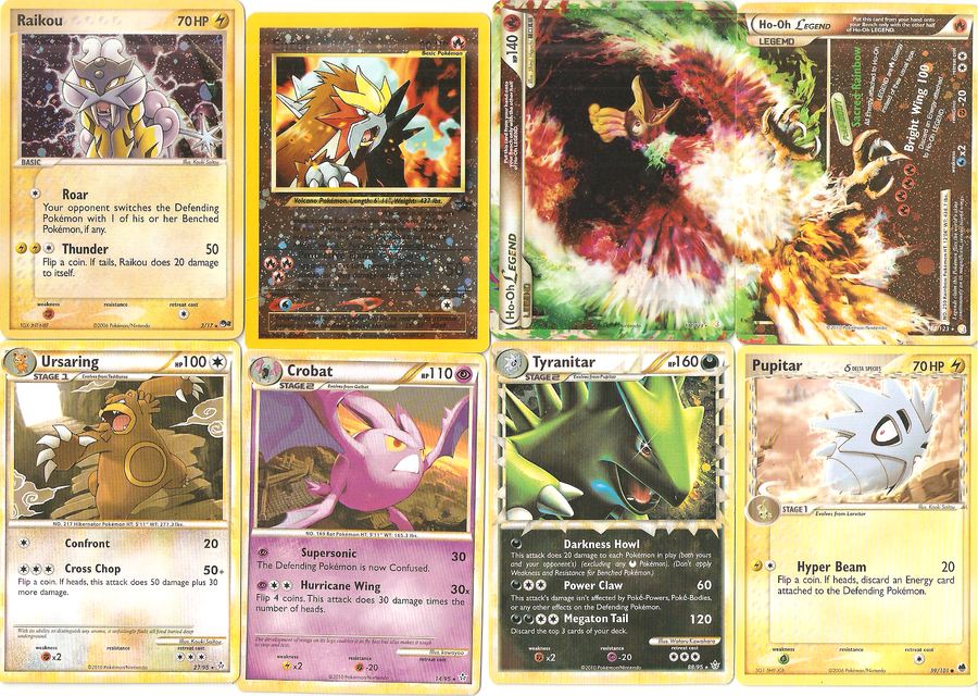 Electric Type Pokemon Cards Electric Pokemon Cards
