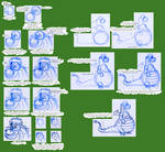 Notes on Disney Dragons: Elliot