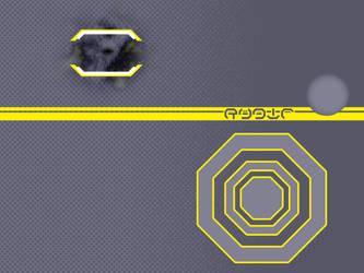 8 corners of my galaxy by rygir