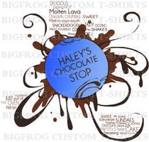 Haleys Chocolate Stop by bigfrogplano