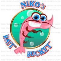 Nikos Bait Bucket by bigfrogplano