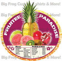 Fruitee Paradise by bigfrogplano