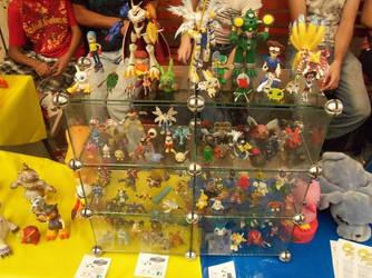 Digimon toys by Digimonworldchile