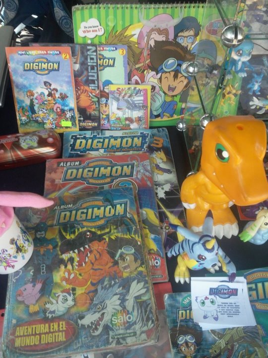 Digimon, digimon , digimon every where by Digimonworldchile