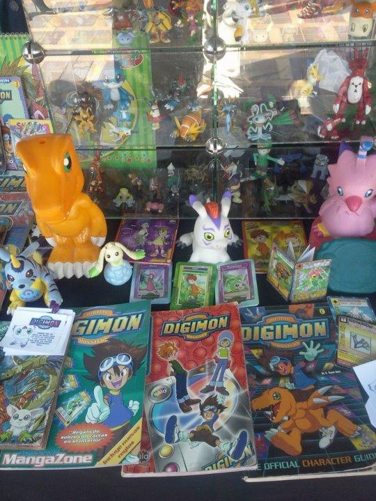 Digi toys 2 by Digimonworldchile
