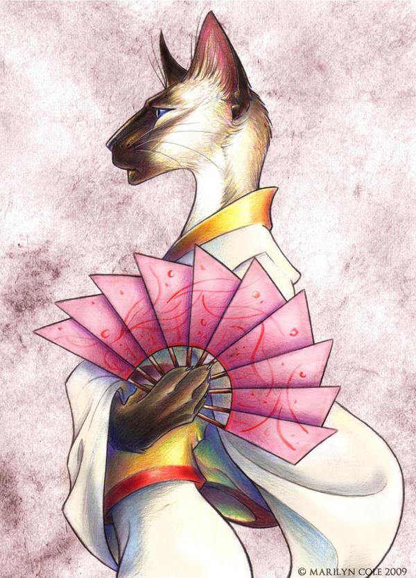 Takai Hu Empress by Katmomma