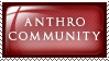 Anthro Community Stamp by Katmomma