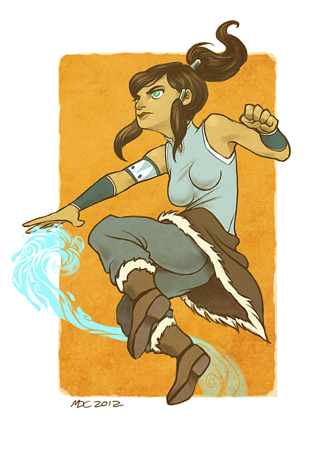 I'm the avatar. DEAL WITH IT by Katmomma