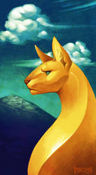 Golden Siam by Quelfabulous