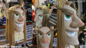 Kael'Thas Cosplay Mask