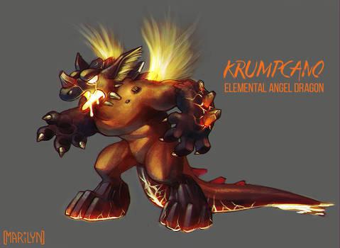 Krumpcano Concept