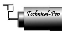 Technical Pen Avatar-jbowers by jbowersstudio