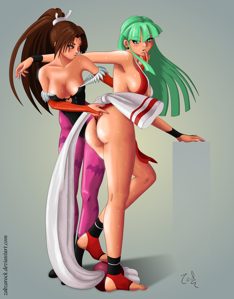 Hot Cosplay Party by ZabZarock