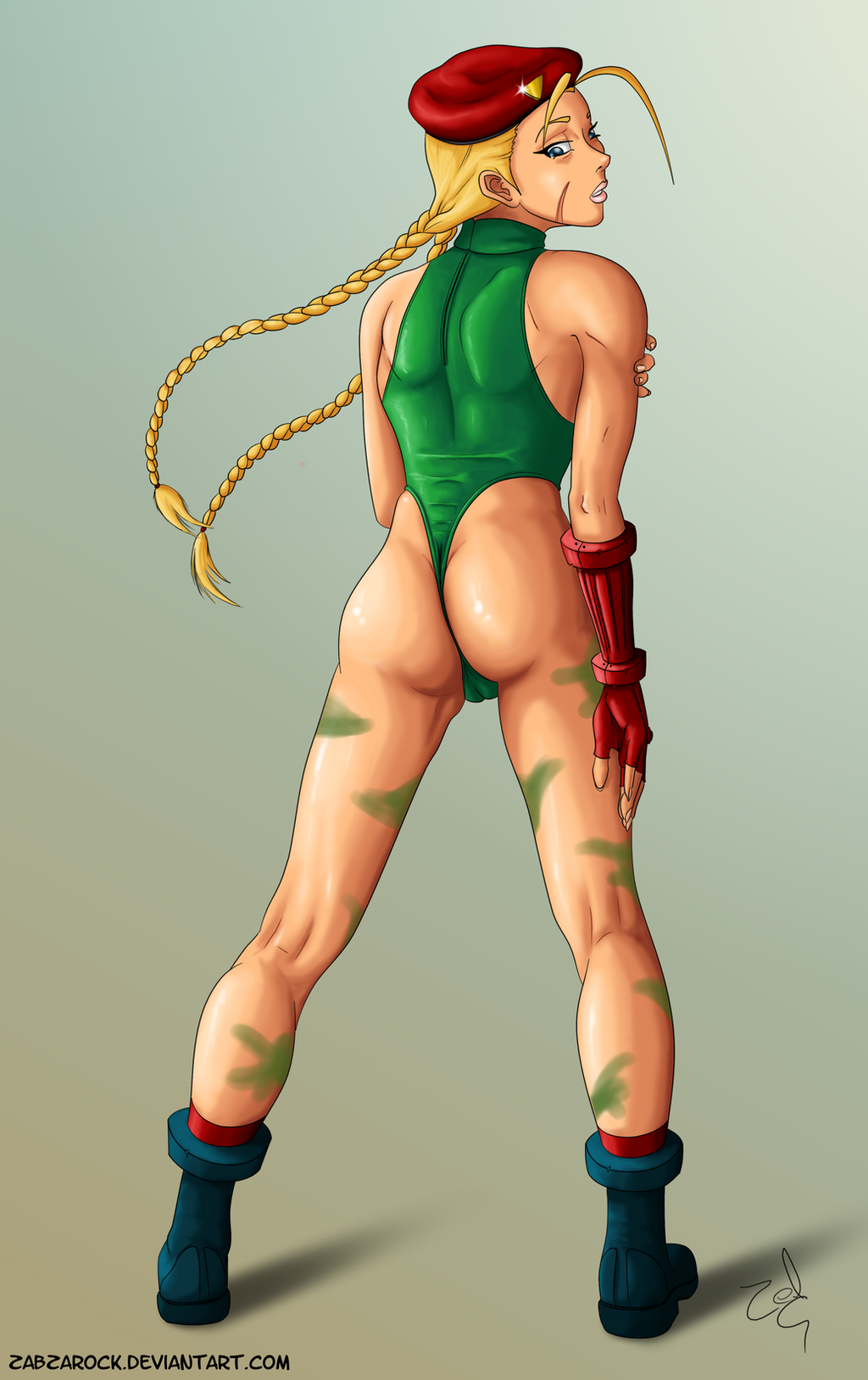 Cammy by ZabZarock