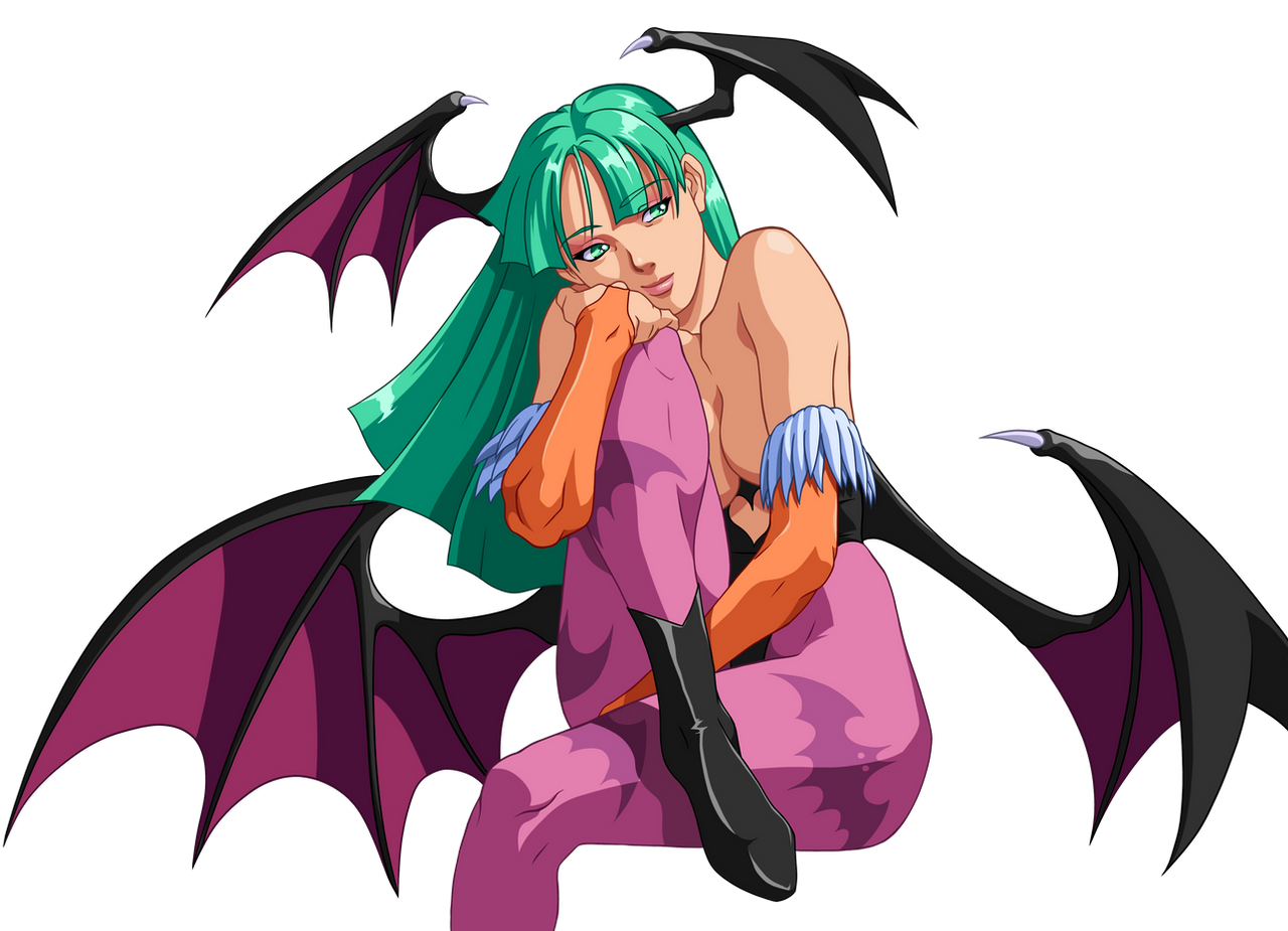 Vampire savior hentai