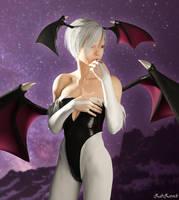 Lilith Aensland by ZabZarock