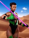UMK3 unmasked Jade
