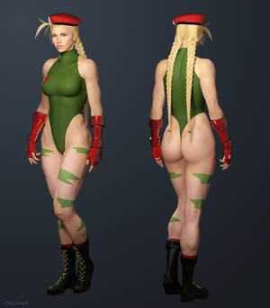 Cammy - Super Street Fighter II