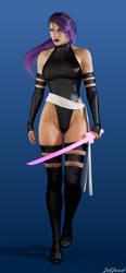 Psylocke - X-Force