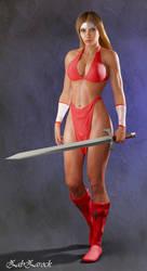 Tyris Flare - 2nd costume