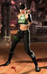 Sonya Blade - MK4