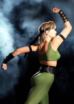 Sonya Blade MK1