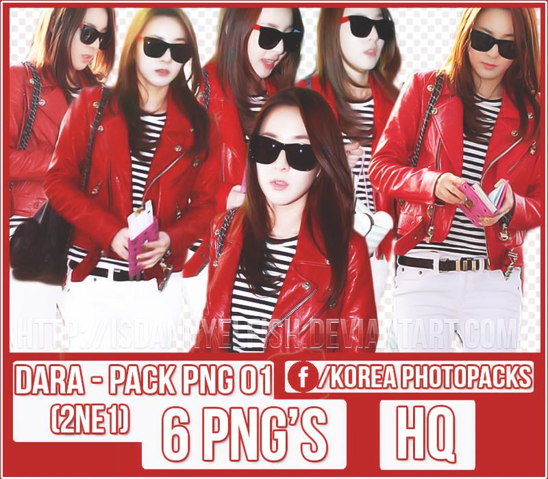 Dara (2NE1) - PACK PNG #01 by JeffvinyTwilight