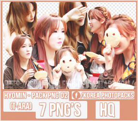 Hyomin (T-ara) - PACK PNG#02 by JeffvinyTwilight