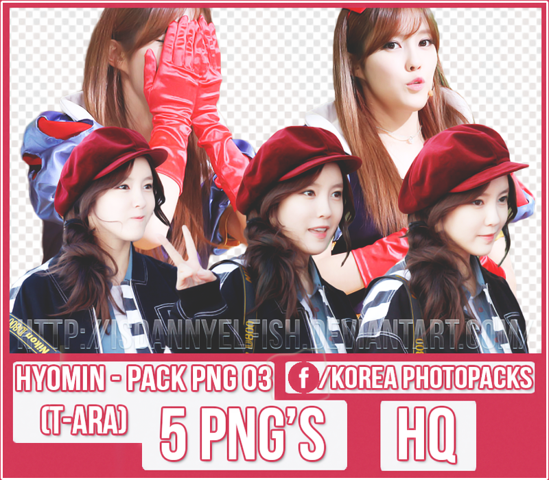 Hyomin (T-ara) - PACK PNG#03 (RANDOM PNG'S) by JeffvinyTwilight