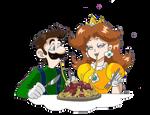 Macaroni spagetthoni