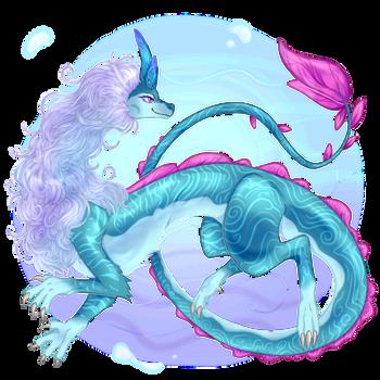 Sisu  From (Raya and the last dragon)