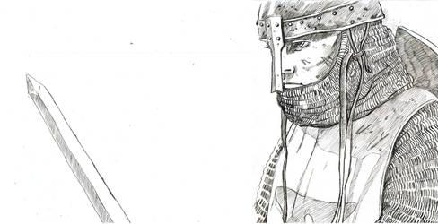 Blackwings sketch