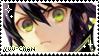 Yuu-chan stamp by noragumies