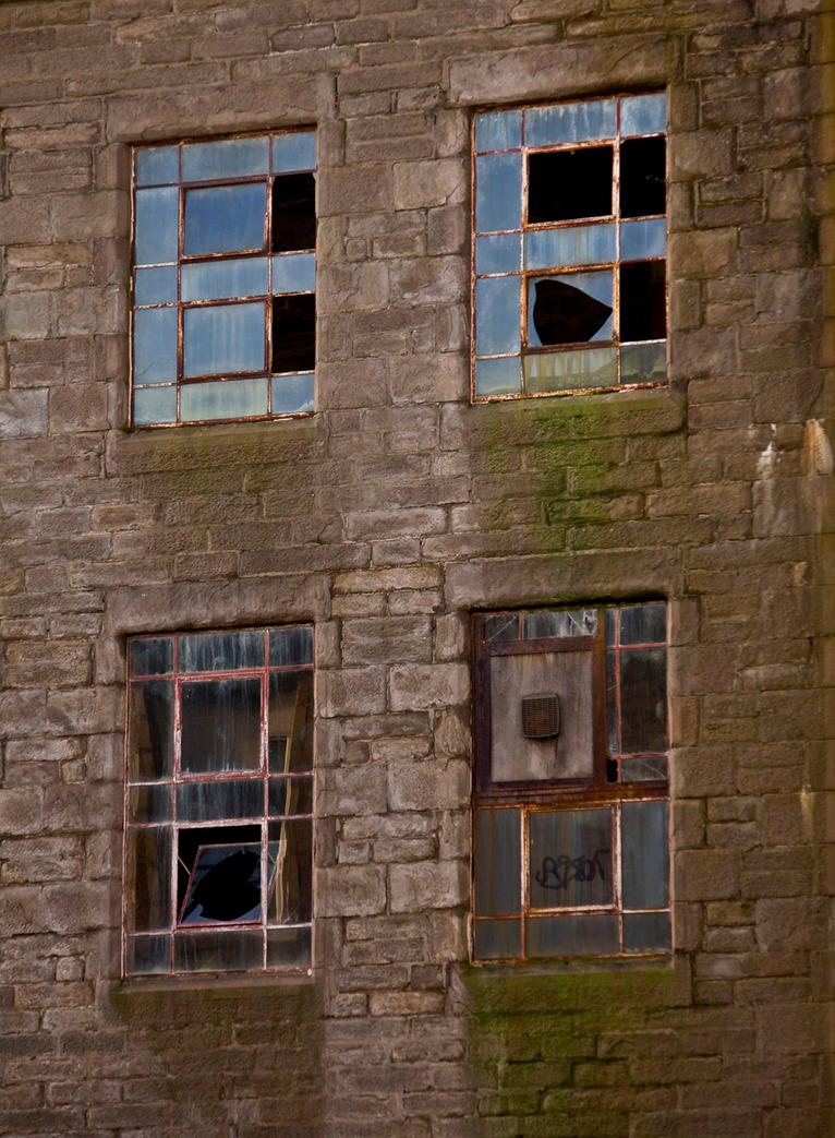 Broken Windows by DundeePhotographics