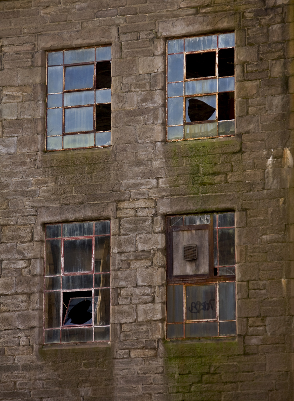 Broken Windows by DundeePhotographics