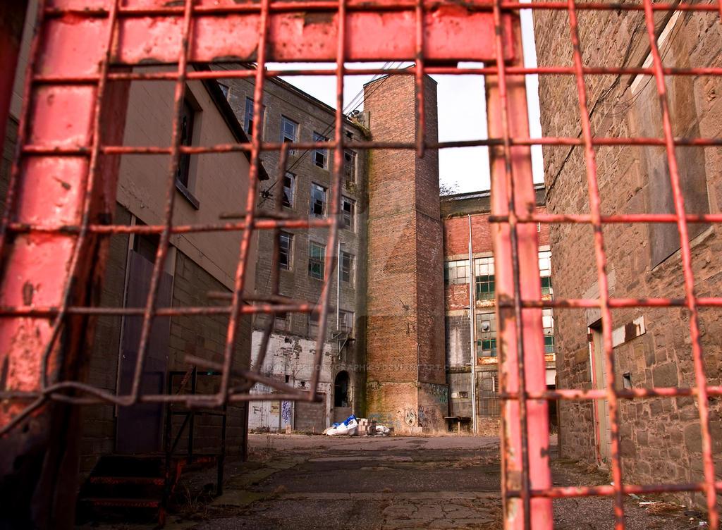 Derelict II by DundeePhotographics