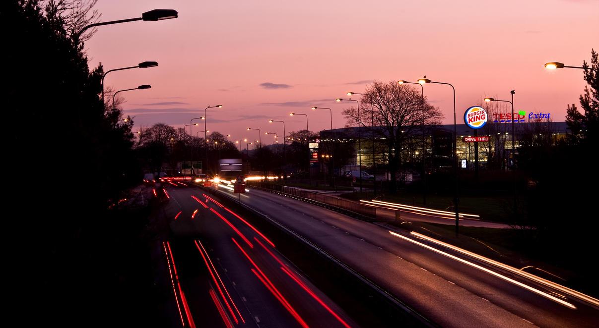 Sunrise VI by DundeePhotographics