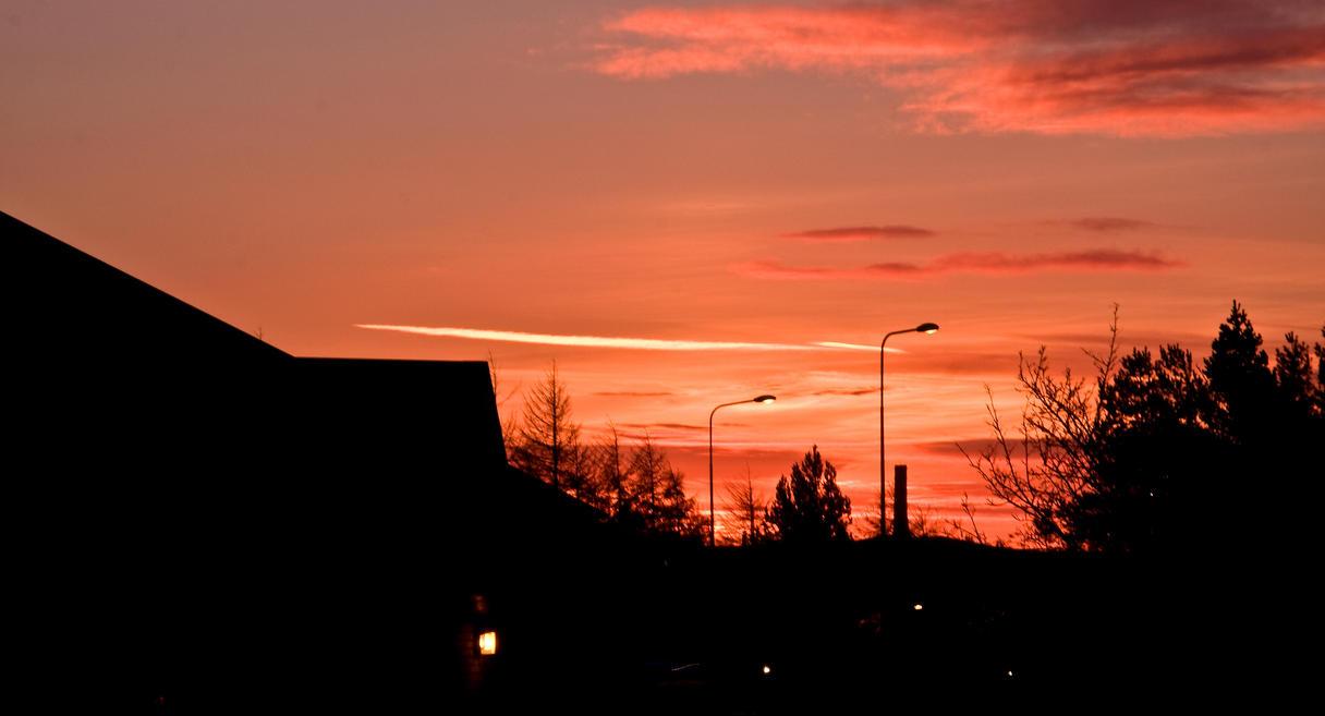 Sunrise VIII by DundeePhotographics